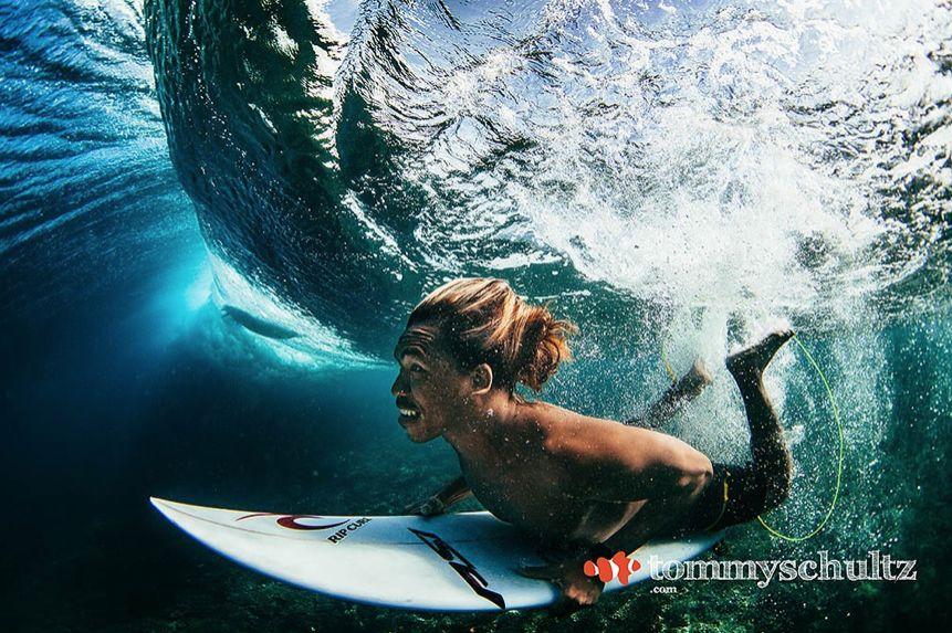 Duck Dive Bali